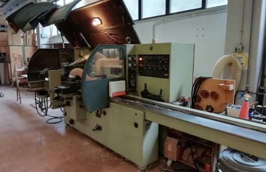 SCM SUPERSET 23 Profile moulder
