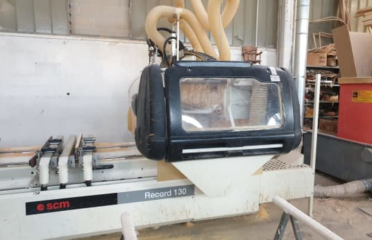 SCM RECORD 130TV Machining center