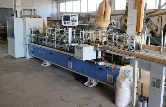 BARBERAN AN-25 Gluing Machine