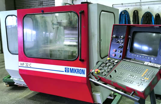 MIKRON WF 32 C CNC glodalica