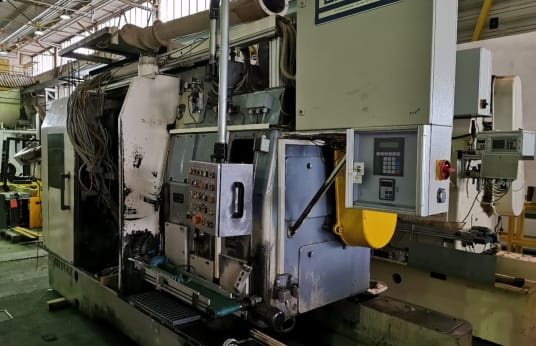 PITTLER PRCF 200/6 Multi-Spindle Automatic Lathe