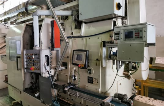 PITTLER PRCF 160/8 Multi-Spindle Automatic Lathe
