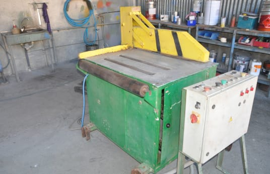 BARRENECHEA Cut-off Saw