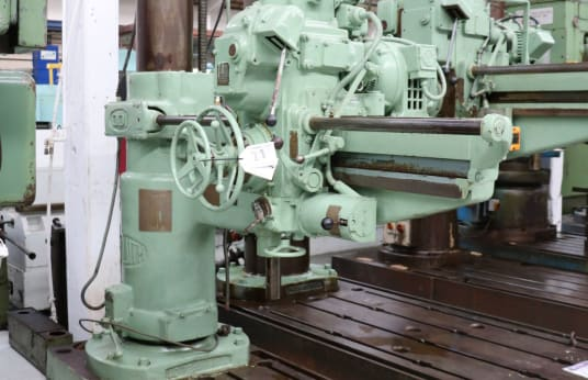 ASQUITH OD 1 RADIAL DRILLING MACHINE
