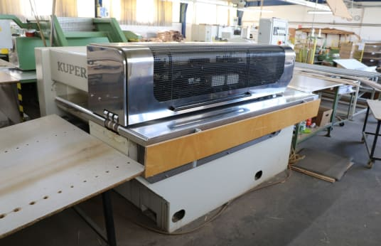KUPER FLI stroj za spajanje furnira