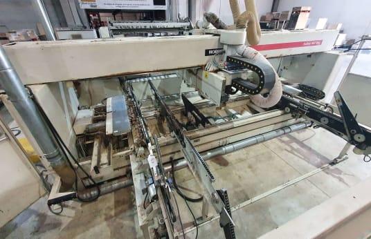 MORBIDELLI AUTHOR 660 FMS CNC Through-Feed Drilling Machine