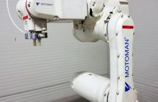 MOTOMAN HP3XF 6-Achsen-Roboter