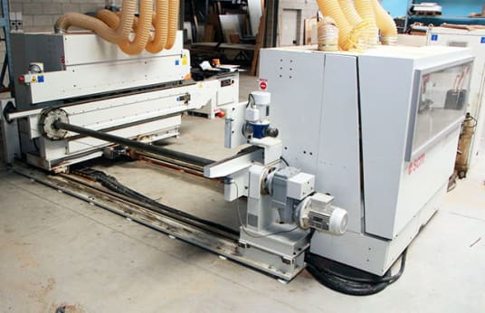 SCM CONCEPT NT Double Sided Squaring Machine