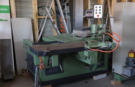 HEMAG ZR 351 Tenoning machine
