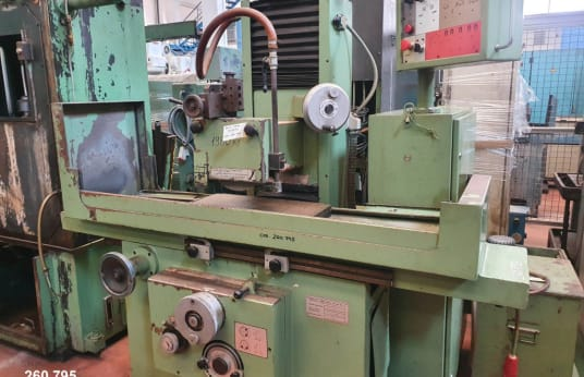 GER RS-50-25 Tangential Grinding Machine