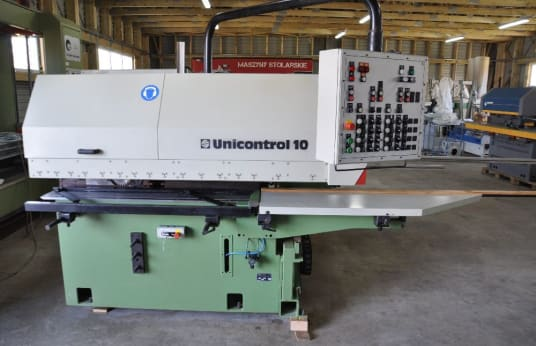 WEINIG UNICONTROL 10 Window machining center