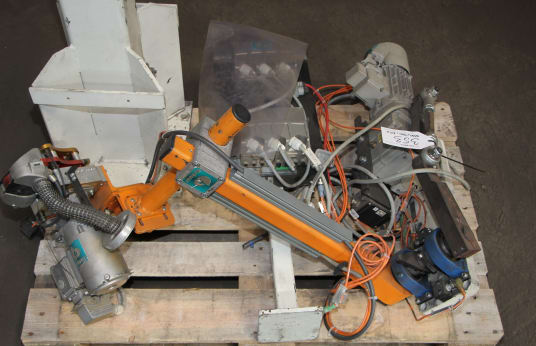 BRAEUER F-3600.035.01 A Electrode cap milling cutter