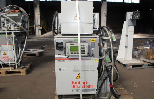 TUCKER Fully automatic stud welding unit