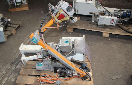 BRAEUER F 3600.035.13 A Electrode cap milling cutter