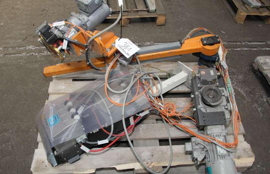 BRAEUER F 3600.35.13 A Electrode cap milling cutter