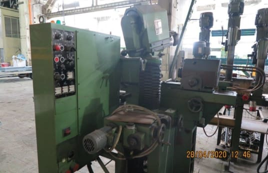 SCHÜTTE WU 50 Tool Grinding Machine