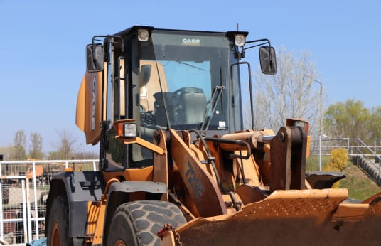 CASE 721 E Wheel Loader