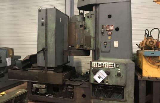 WMW SFSR 1000 Circular table cup wheel flat grinding machine (BLANCHARD)