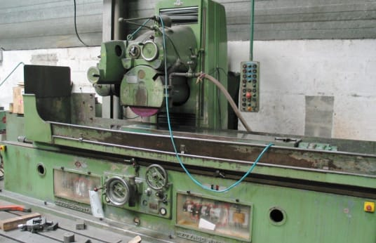 ZOCCA RPA 2 500 Surface grinding machine with tangential grinding wheel and rectangular grinding table