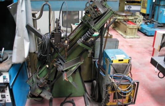SAF 50/1-0 Welding tower
