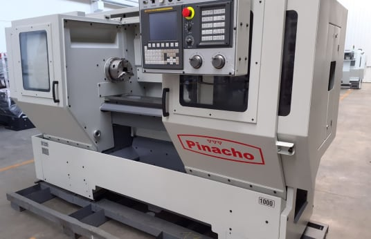 PINACHO ST225-65A x1000-Fanuc OI-TF CNC strug