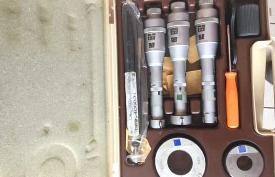 TESA Lot of Micrometers