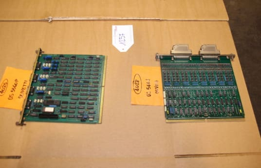 Lot of Electric Boards OLIVETTI ( x 24 )
