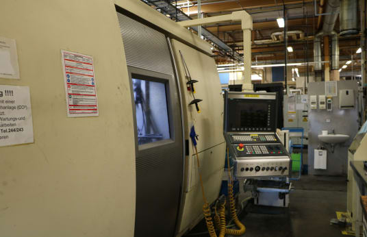 CNC fréza GILDEMEISTER GMC 35 ISM