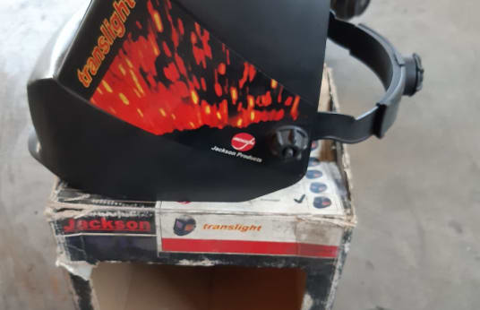 JACKSON PRODUCTS TRANSLIGHT Welding Mask
