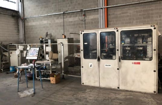 DALCOs PXN 800 2T CNC Punching Machine
