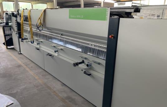 BIESSE Selco WN 250 / 4500 x 4500 horizontal panel-sizing saw