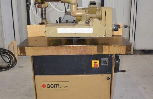 Yatay Freze Tezgahı SCM T 120/C