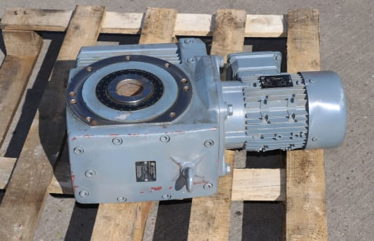NORD SK 32100AZB-80-L/6 Motor + Gearbox