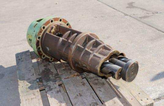 SCHULTE Dirt Oil Pump