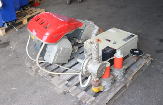 R.B.L. RS 100 Gas Burner