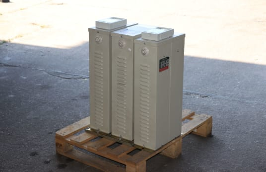 SYSTEM ELECTRIC Reactive Power Controller