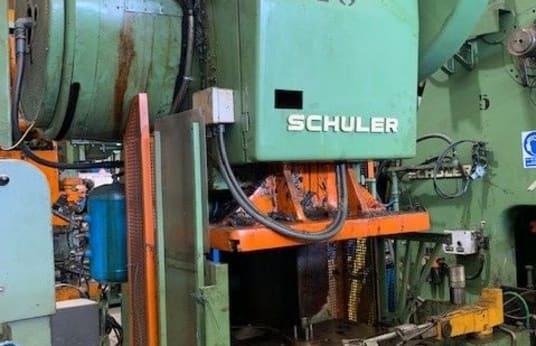 SCHULER PDR 100/315 Exzenterpresse