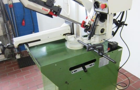 UWM 260 G Band saw horizontal
