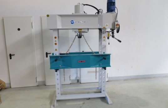 AYEL-TECH WPS 100 Workshop Press