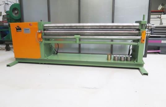 IMCAR TS! 2060 x 3 sheet bending machine with profile bending devic