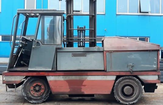 LINDE S40 Dieselstapler
