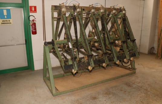 STROMAB ST 2.5 Pneumatic frame press