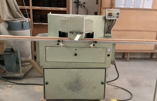 Testere BREVETTI LASER Notching