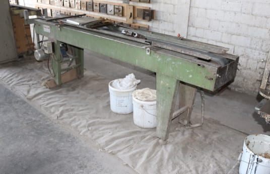 MAKOR TDC Driven Belt Conveyor