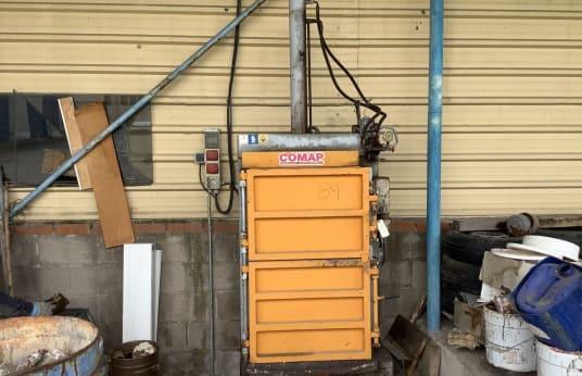 Prasa do drewna COMAP Hydraulic Barrel