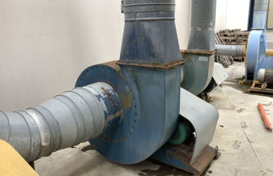 RUTECNIC Centrifugal Extraction Fan