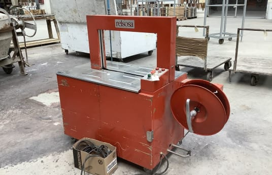 REISOSA 19 Automatic Strapping Machine