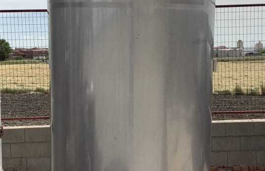 PARCITANK 2000 L Stainless Steel Tank