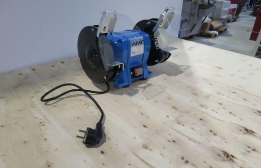 WMT 150/20+40 Double bench grinder