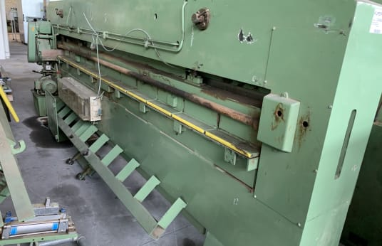 JOSTING EFS 3600 Veneer Cutting Machine